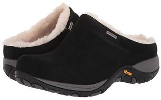 Dansko Parson (Black Suede) Women's Shoes