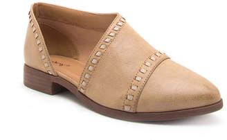 Qupid Womens Tuxedo 123 Loafers Closed Toe