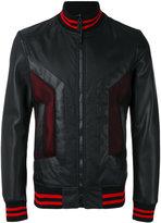 Philipp Plein Centaur bomber jacket - men - Acrylic/Nylon/Polyurethane - M