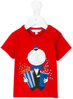 Little Marc Jacobs Popcorn print T-shirt - kids - Cotton - 6 mth