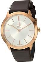 Calvin Klein Minimal Watch - K3M226G6 Watches