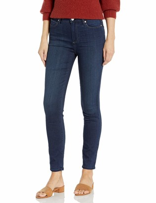 Paige Women's Hoxton Transcend High Rise Ultra Skinny Crop Ankle Jean