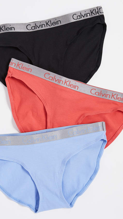 6a3d9e702d1 Calvin Klein Cotton Klein Cotton Bikini - ShopStyle