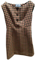 Prada Multicolour Wool Dress for Women