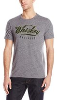 Lucky Brand Men's Whiskey Business Graphic T-Shirt