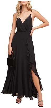ASTR the Label Holland Dress (Black) Women's Dress