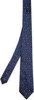 Lanvin Rectangles-jacquard silk tie