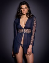 Agent Provocateur Willa Gown Navy