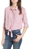 Rails Women's Val Tie Front Shirt