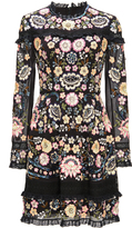 Needle & Thread Embroidery Lace Mini Dress