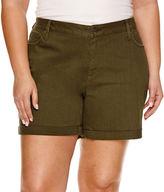 A.N.A a.n.a Denim Shorts-Plus