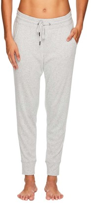 Gaiam Women's Sweatpants GREY - Gray Heather Pocket Relax Jogger - Women