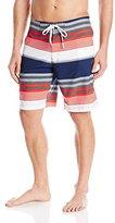 Kanu Surf Men's Optic Stripe Board Shorts