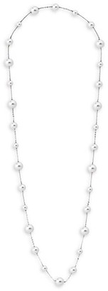 Majorica Illusion Handcrafted Pearl Strand Necklace