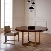 west elm Uptown Round Dining Table