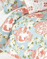 Jane Wilner Designs Mikado Queen Duvet
