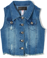 KensieGirl Medium Blue Denim Jacket - Toddler & Girls