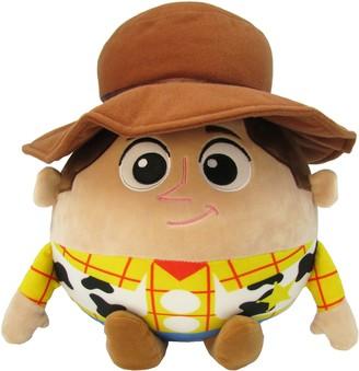 Disney Pixar Toy Story Woody Round Huggable Cuddle Pal