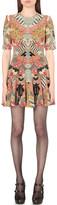 Alexander McQueen A Midsummer Night's Dream silk-chiffon dress