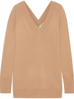 camel cashmere sweater - ShopStyle
