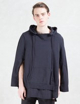Discovered Hoody Poncho