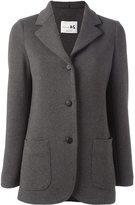 Manzoni 24 - three button jacket - women - Silk/Acetate/Cashmere - 42