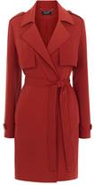Karen Millen Three-Piece Trench Coat