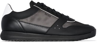 BOSS Sonic Run low-top sneakers