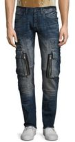 PRPS Windsor Skinny New Hybrid Moto Jeans