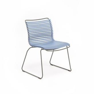 Pigeon Click Outoor Dining Chair Blue
