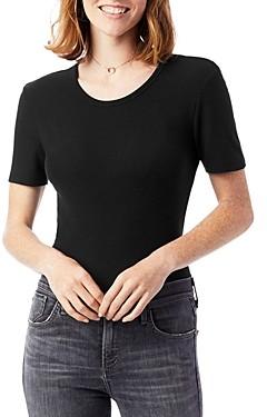 Alternative Mia Ribbed T-Shirt