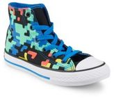 Converse Kid's Chuck Taylor All Star Sport Canvas High-Top Sneakers