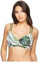 Seafolly Palm Beach DD Sweetheart Bralette Women's Swimwear