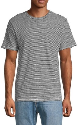 Rag & Bone Striped Linen & Cotton-Blend T-Shirt