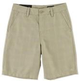 O'Neill Boy's Delta Plaid Chino Shorts
