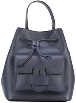 Tila March Zelig backpack - women - Leather - One Size