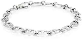 King Baby Studio Pop Top Small Single Sterling Silver Bracelet