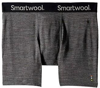 Smartwool Merino Sport 150 Boxer Brief (Moss Green Heather) Men's Underwear