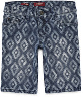 Arizona Knit-Waist Bermuda Shorts - Girls 7-16, Slim and Plus