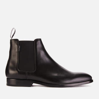 Paul Smith Men's Gerald Leather Chelsea Boots - Black