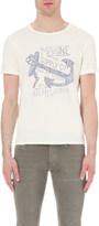 Polo Ralph Lauren Printed cotton-jersey t-shirt