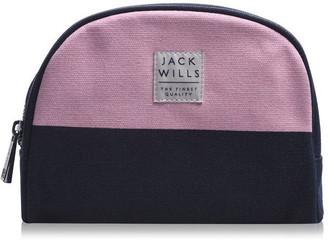 Jack Wills Ashridge Mini Wash Bag