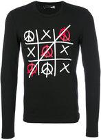 Love Moschino printed T-shirt - men - Cotton/Spandex/Elastane - XL