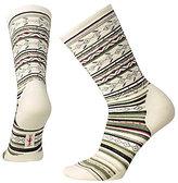 Smartwool Ethno Graphic Striped Crew Socks