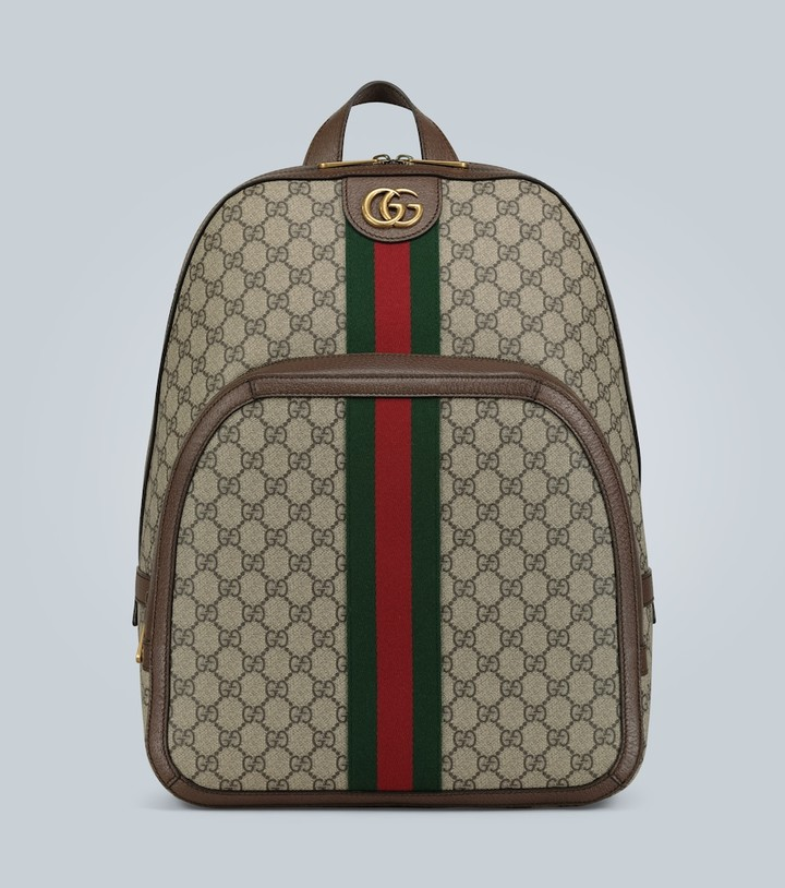 Gucci Ophidia GG medium backpack