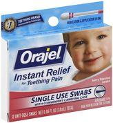 Bed Bath & Beyond Baby Orajel® 12-Count Teething Swabs