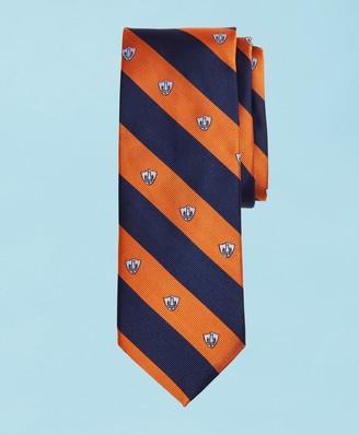 Brooks Brothers 2019 Head Of The Charles Regatta Striped Shield Slim Tie