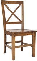 Safavieh 2-pc. Gavin Cross-Back Side Chair Set
