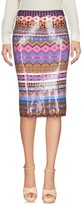 Sibling Knee length skirts - Item 35312226