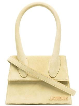 Jacquemus Le Chiquito moyen top-handle bag